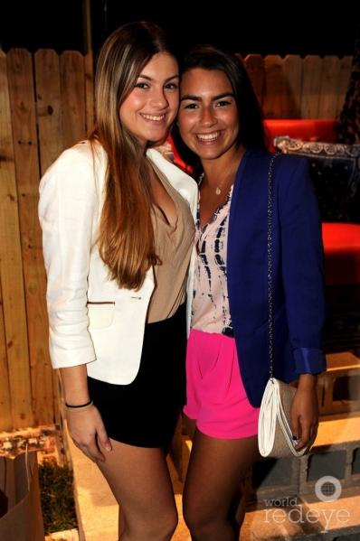 Chiara Pavon & Daniela Garrido