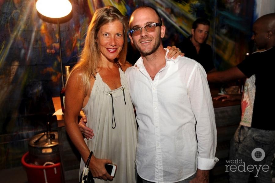 Katheryn Mikesell & JC Lenochan