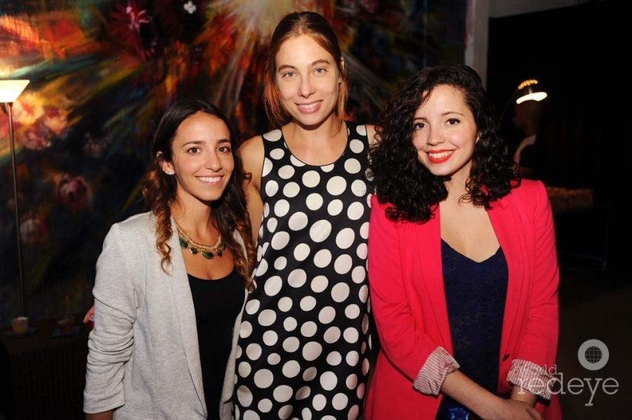 Nicole Furman, Eliza Aho, & Vicky D'Incecco