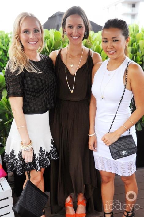 Sara McMaster, Lindsey Nixon, & Gina Ngyuen