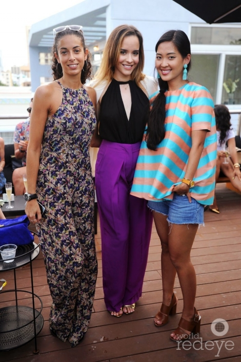 Soraya Fays, Stephanie Veloso, & Sara Wiener