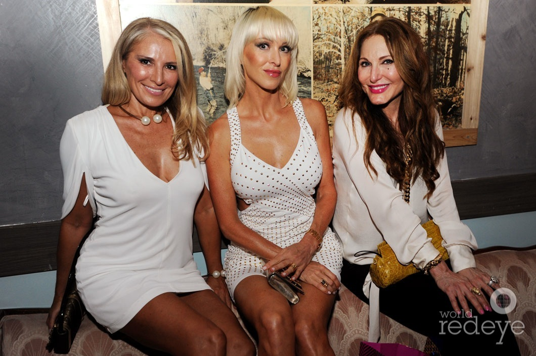 Victoria Krutova, Malinka Max, & Tara Solomon