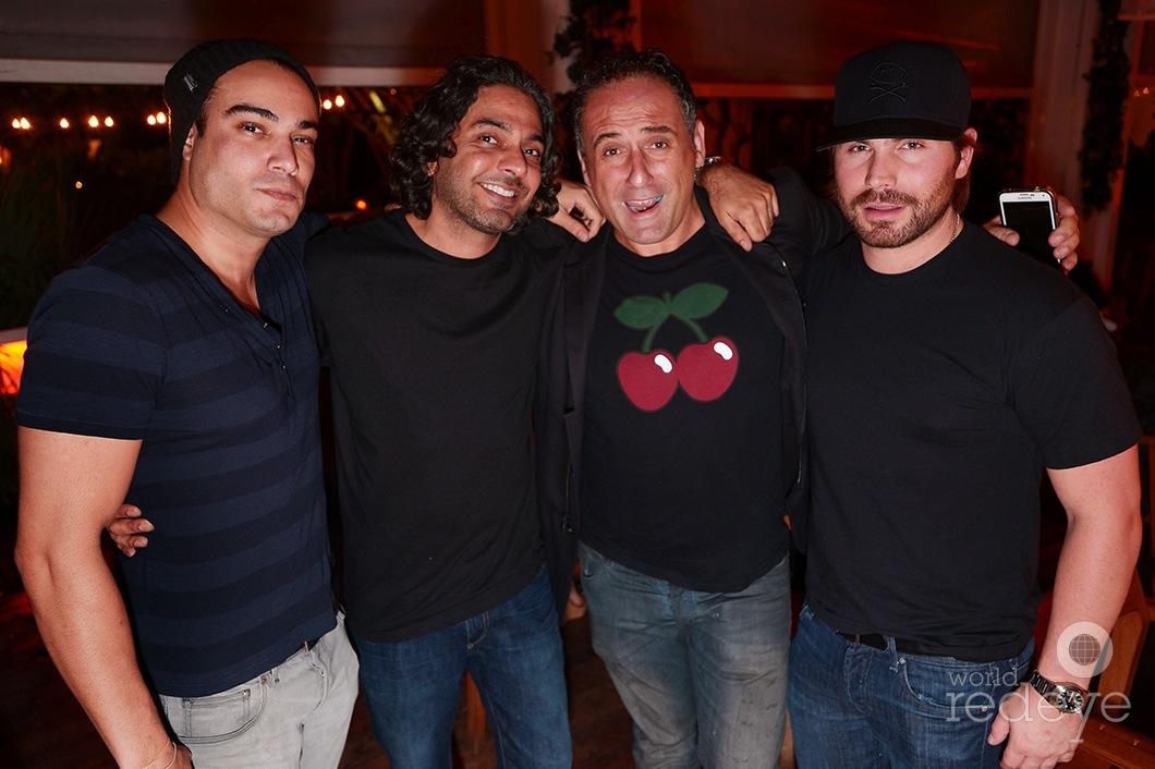 Navin Chatani, Antonio Martucci, & Joe Lahoud