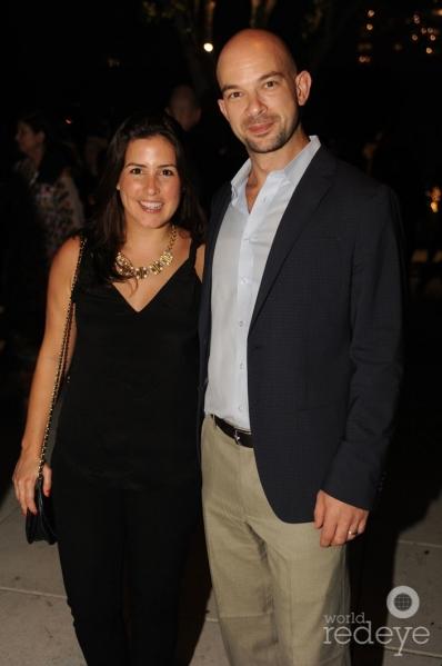 Carine Chehab & Farris Bukhari