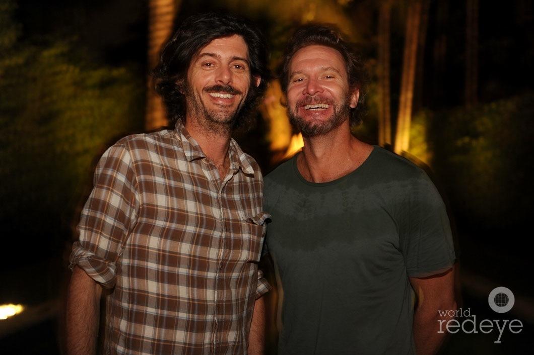 Lincoln O'Barry & Nathan Browning