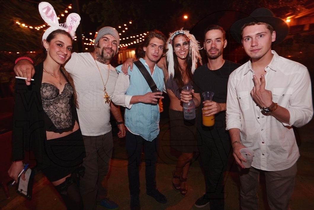 Tommy Cab, Paula Collarte, Jason Odio, & Cris Cab