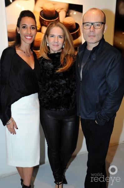 Lauren Gnazzo, Gingi Beltran, & Thom Collins