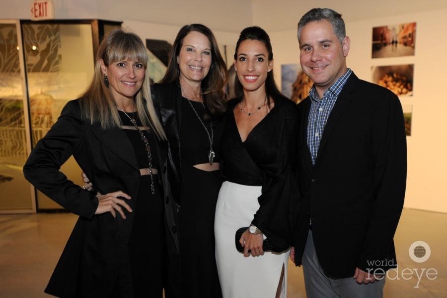 Kristi Kinard-Dunstan, Lisa Miller, Lauren Gnazzo, & Luis Rigual