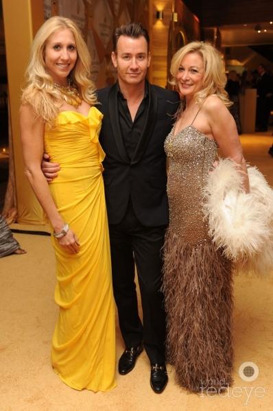 Samantha Curry, Chris Leavitt, & Randi Binder