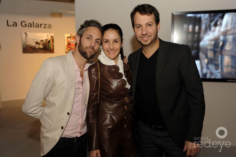 Seth Browarnik, Lana Bernstein, & Jared Shapiro