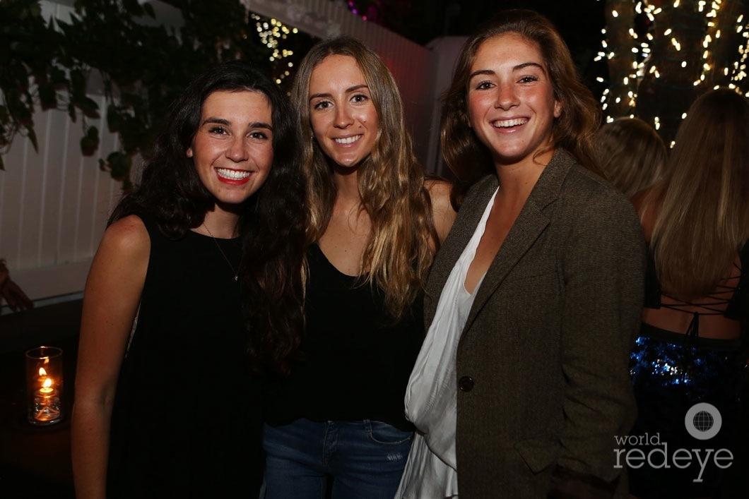 Gabriela Silva, Maria Abad Jordan, & Paloma Vega