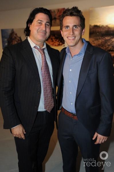 Aaron Resnick & Daniel Deshe