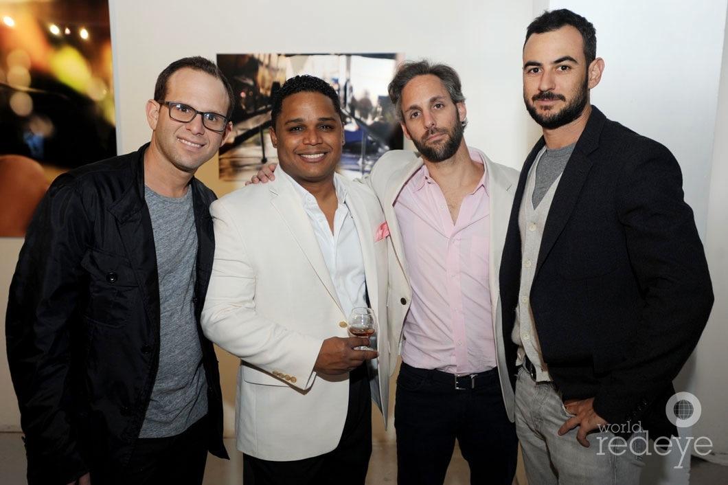 36-AJ Rosenfeld, David Cid, Seth Browarnik, & Nathan Lieberman