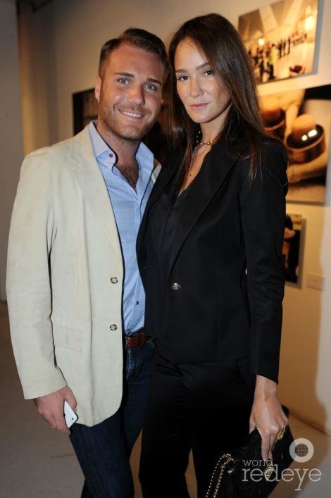 38-Ines Rivero & Friend