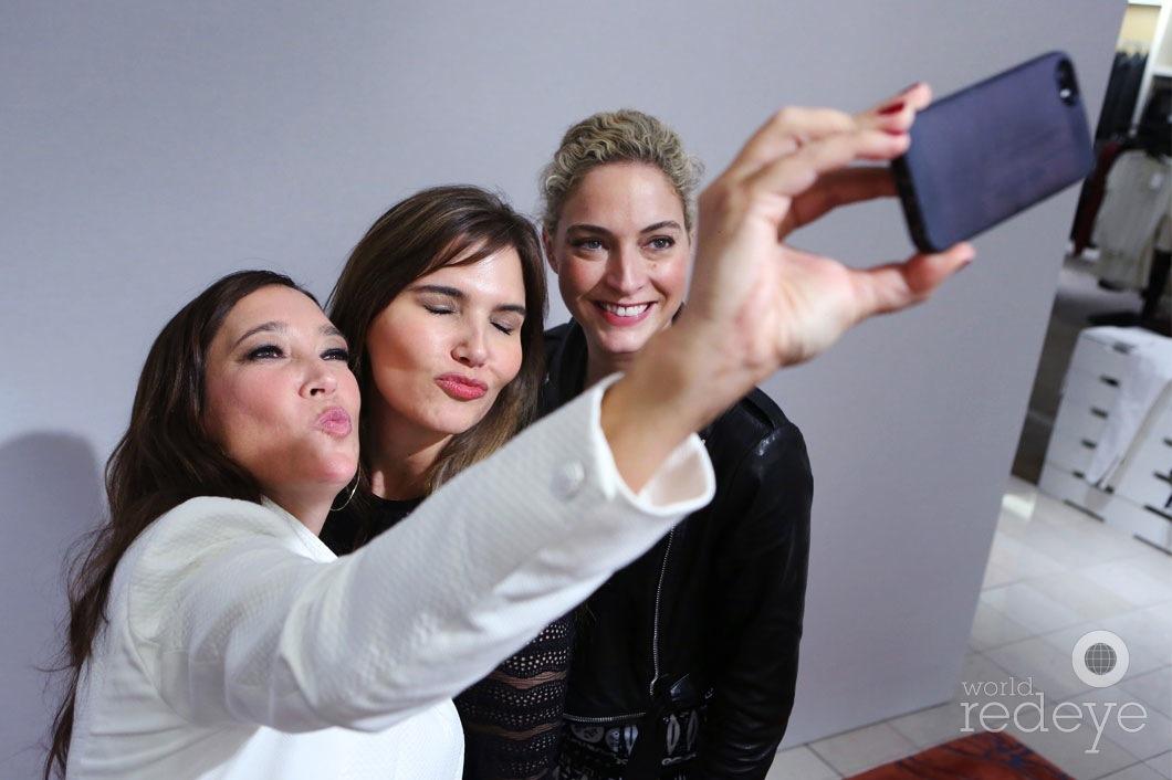 Katharine Rubino, Veronica Miele Beard, & Veronica Swanson Beard