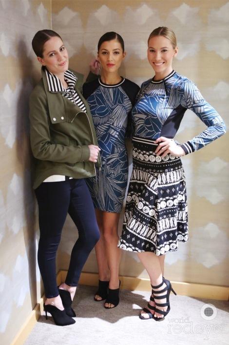 Alexandra Dickinson, Ana Serfimova, & Brittany Wagner