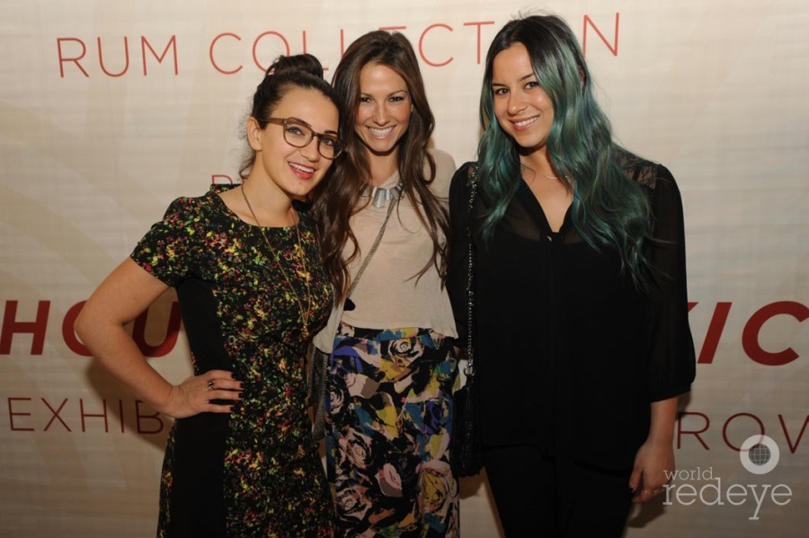 Nikki Rotunda, Jessica Newberg, & Kylie Kertesz