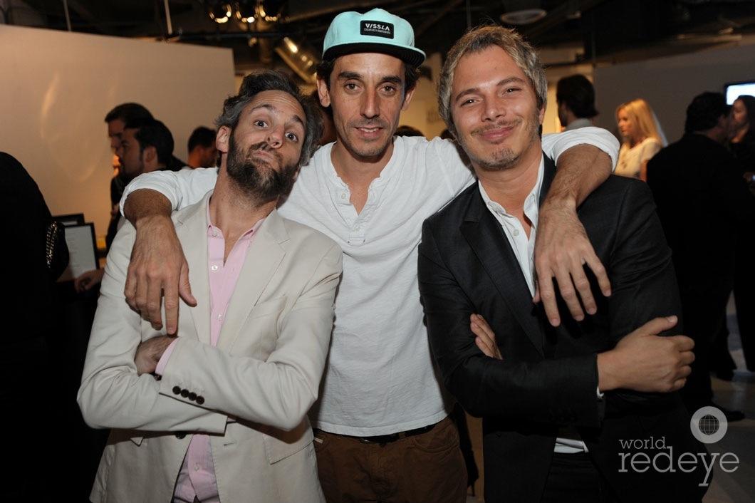 50-Seth Browarnik, Flip, & Nick D'Annunzio