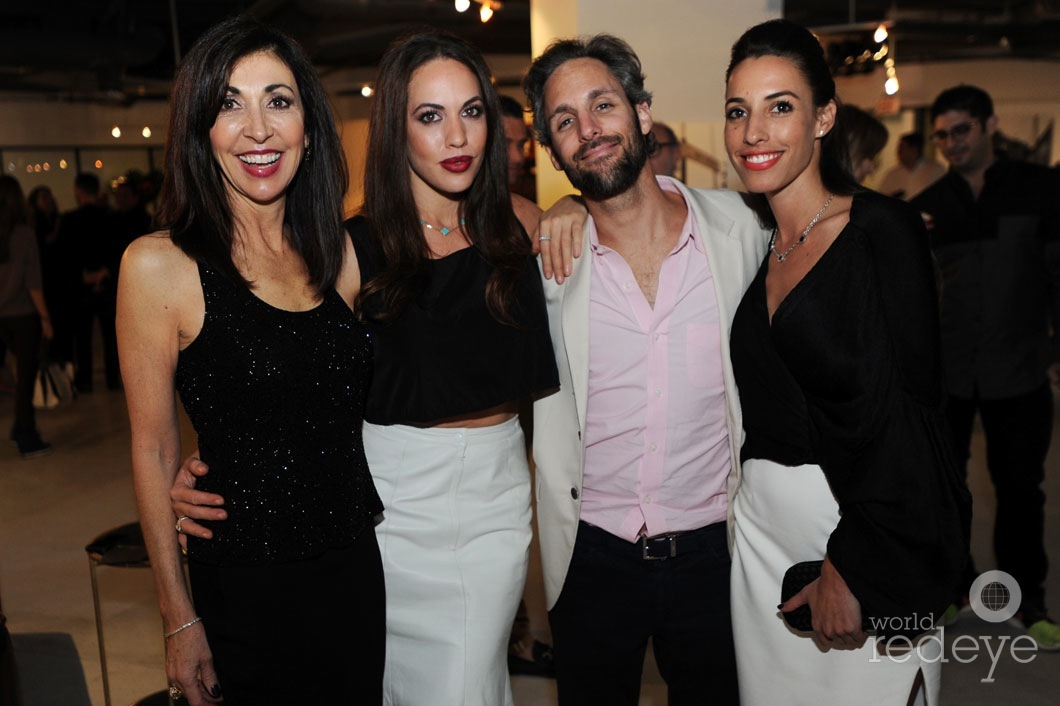 58-Carlene & Jacquelyna Gnazzo, Seth Browarnik, & Lauren Gnazzo