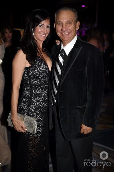Rita Rodriguez & Dr. Eno Halegua