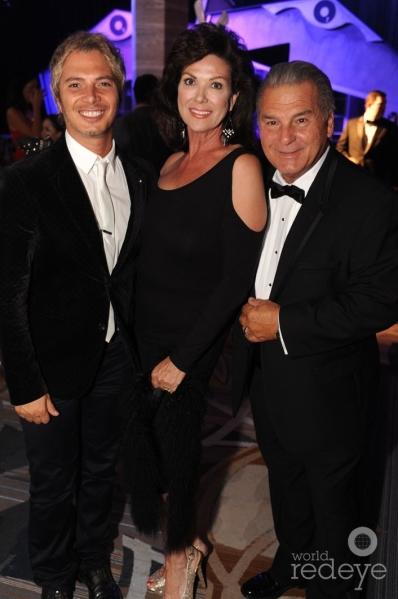 Nick, Micki, & Michael D'Annunzio