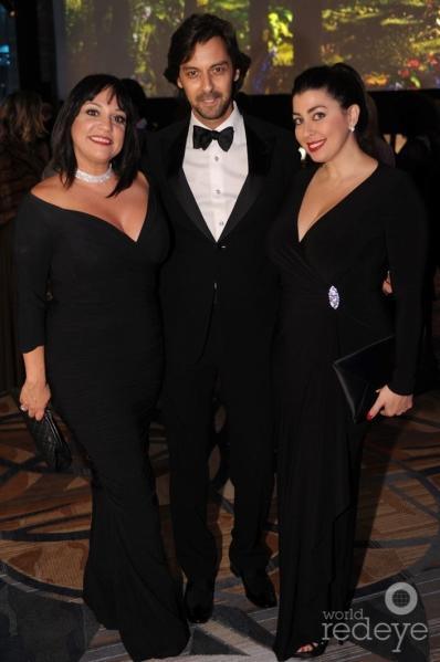 Frances Salgado, Mo Akbar, & Jennifer Diliz
