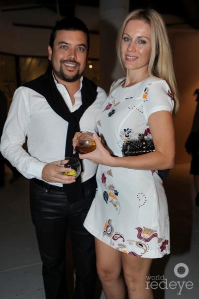 Jorge Arevalo & Olga Bahdanavan