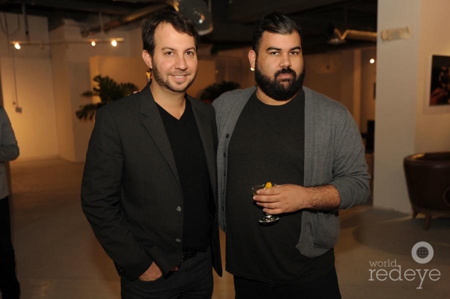 Jared Shapiro & Jose Duran