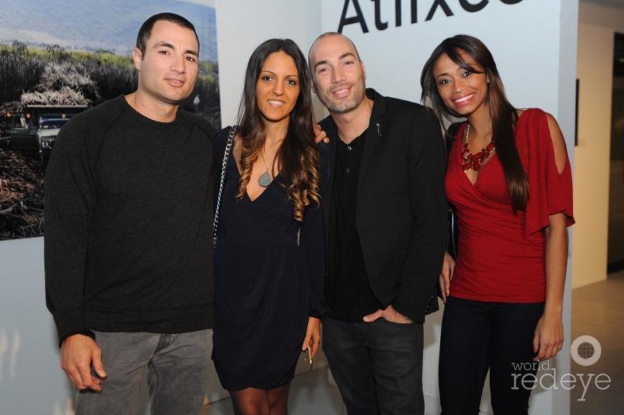 Chris Paciello, Lia Shahrebani, & Keith Paciello
