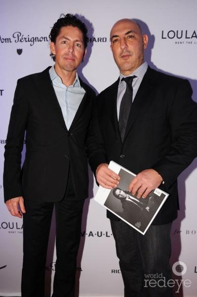 Fernando Romero & Gary Nader
