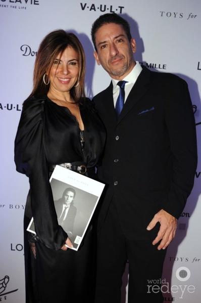 Adriana Companet & Reinaldo Gonzalez