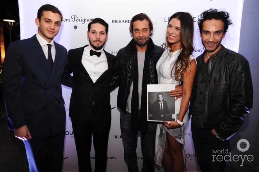 Maggio Cipriani, Rafael Gill, Jordi Molla, Nandina Varela, & Antonio Del Prete