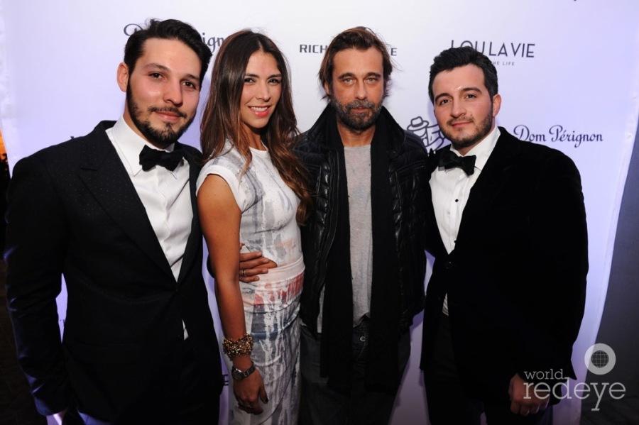Rafael Gill, Nandina Varela, Jordi Molla, & Danilo Diazgranados
