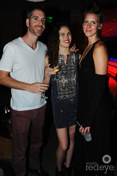Max Botkin, Allison Kunath, & Tziporah Mandel