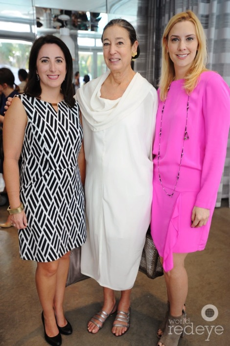 Patricia Hanna, Michele Oka Donner, & Allison Goldberg