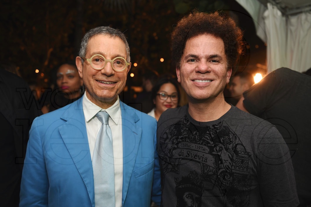 47-Jeffrey Deitch & Romero Britto2