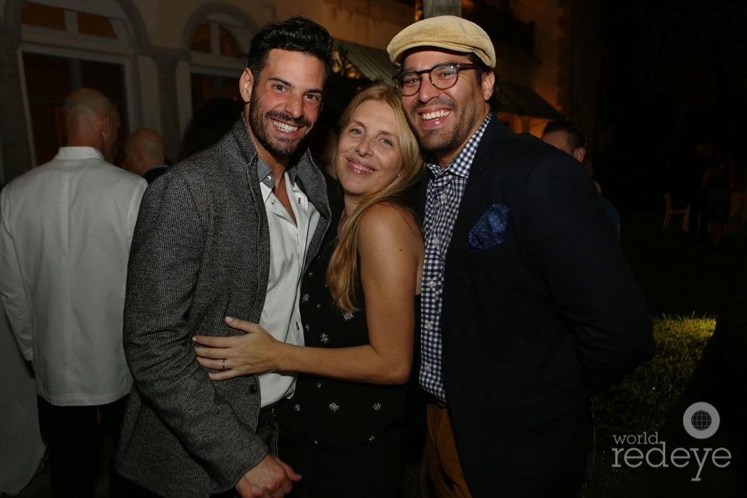 Brian Ehrlich, Soledad Picon, & Rodrigo Gonzalez