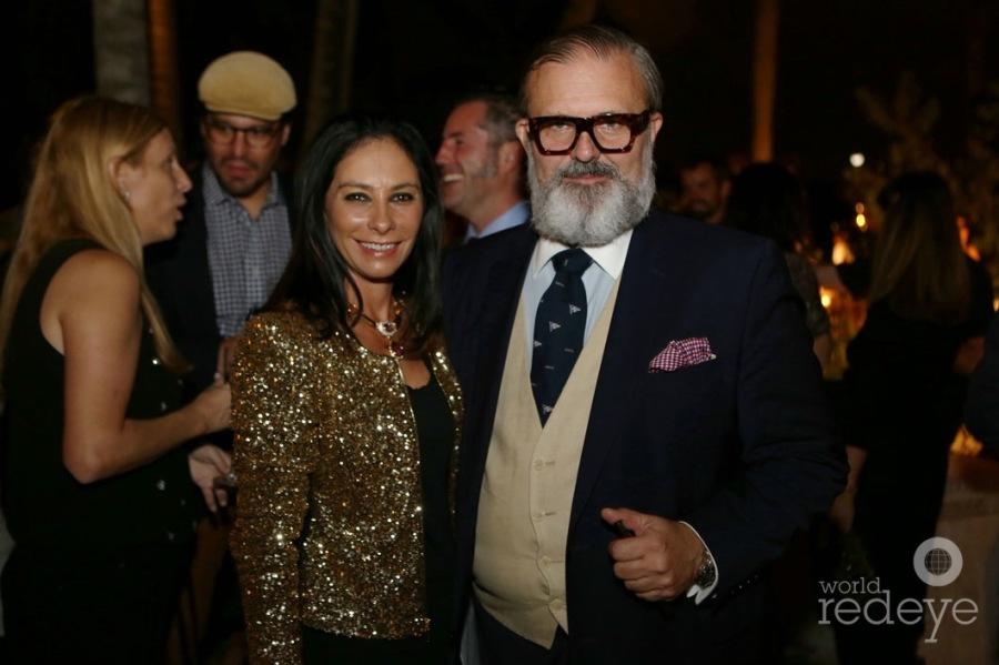 Carolina Lanao & Alejandro Muguerza