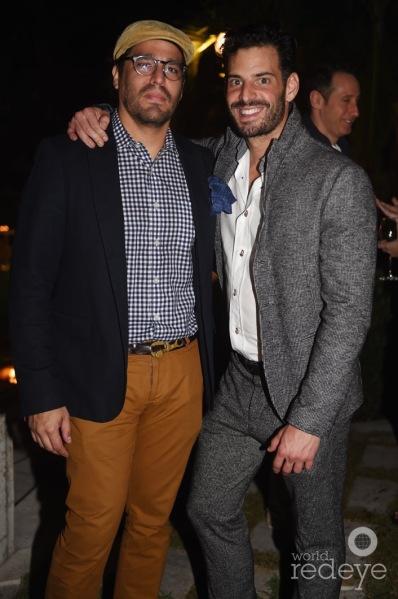 Rodrigo Gonzalez & Brian Ehrlich