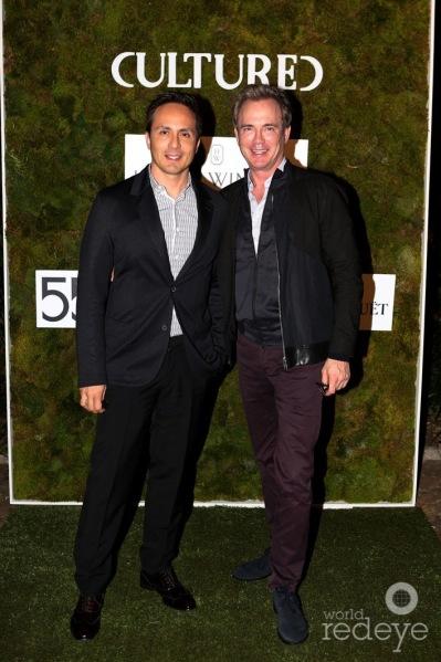 Mario Cader Frech & Robert Wennett