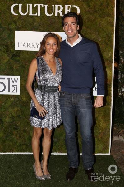 Monica Kalpakian & Pedro de Noronha