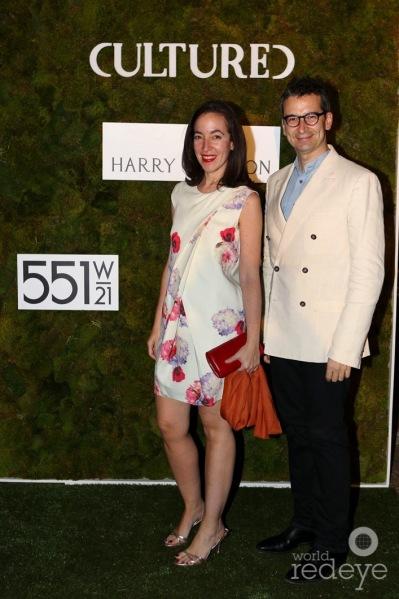 Pamela Golbin & Federico Marchetti