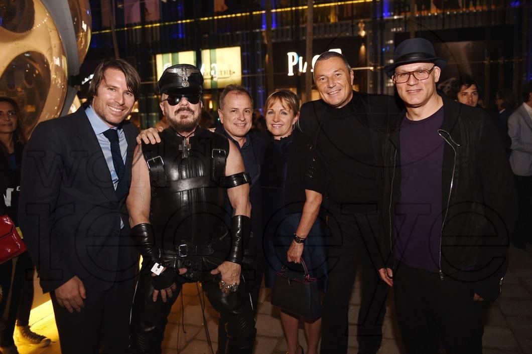 Rodman-Primack-Peter-Marino-Michael--Brigitte-Burke-Craig-Robins--friend