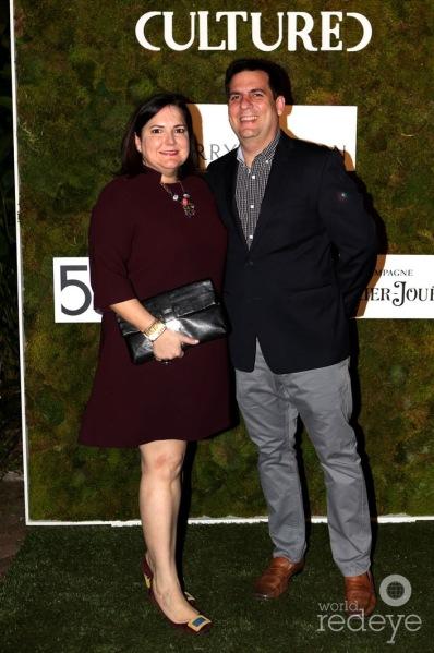 Silvia Karman Cubina & Alfredo Cubina