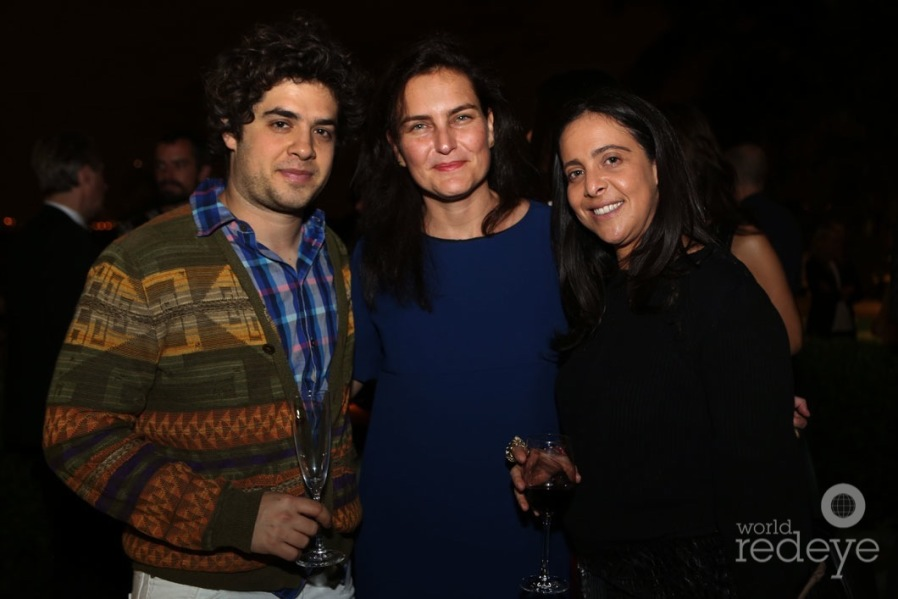 David Wiseman, Jen Roberts, & Fernanda Domit