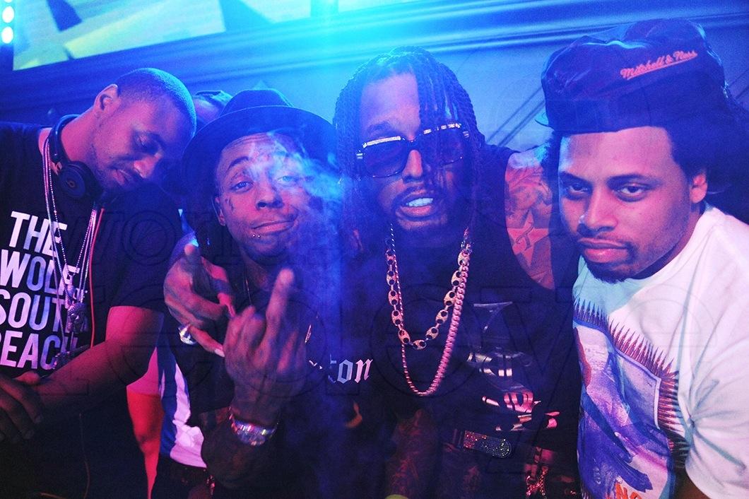E-Freezy, Lil Wayne, Dwane Bo, & K Kutta