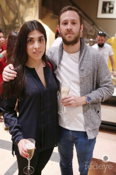 Carolina Limon & Daniel Homs