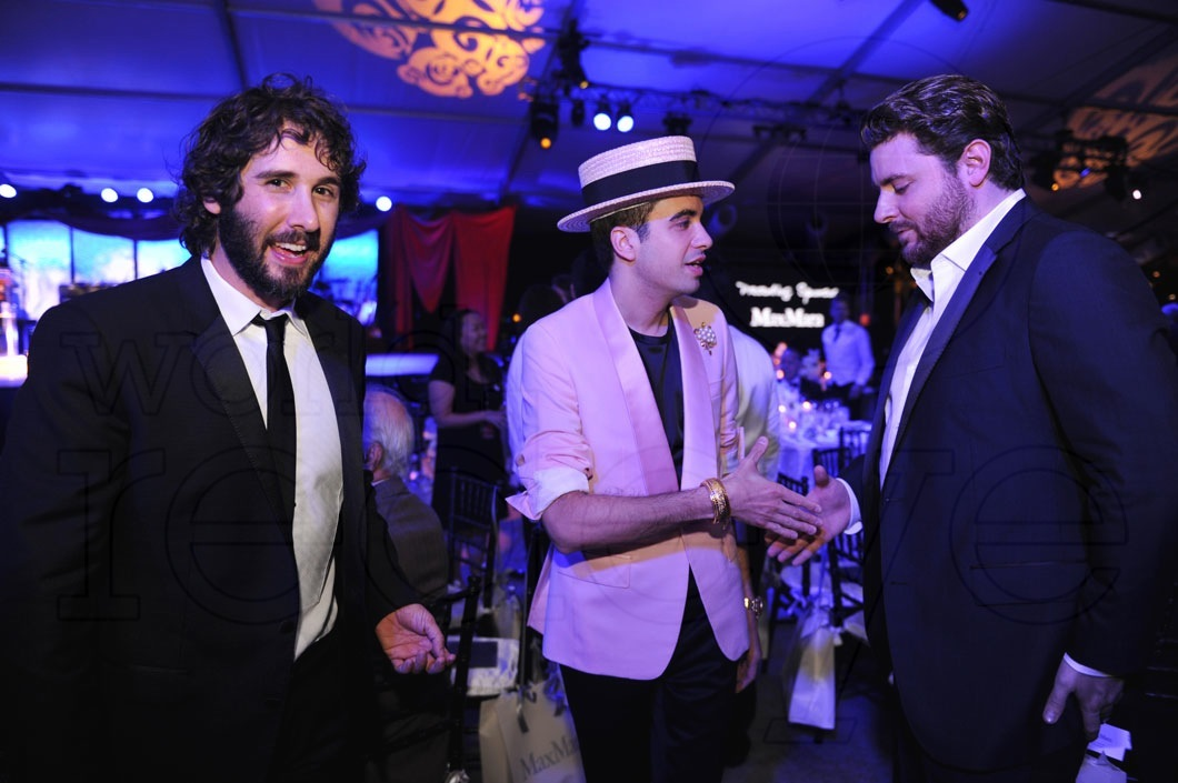 2.3- Josh Groban, DJ Cassidy, & Chris Young