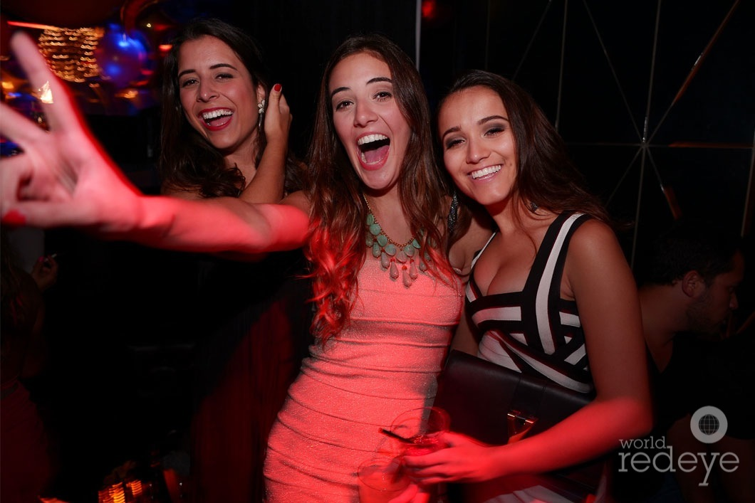 Ligia Rizzo, Carolina Ary, & Beatriz Barcelos