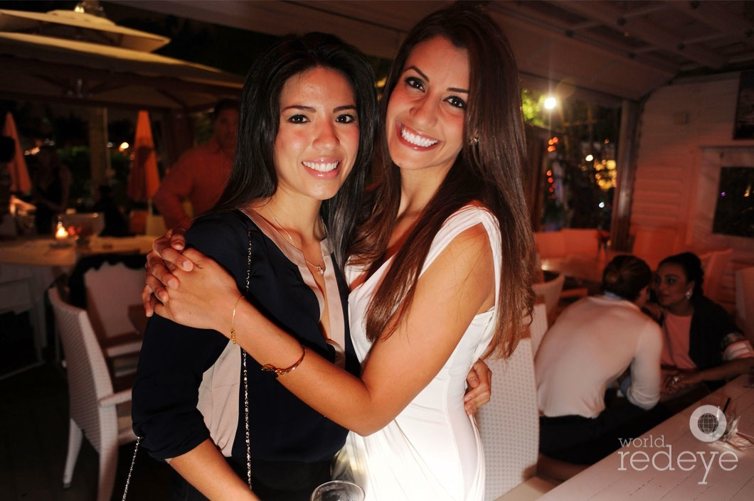 26-Lizette Castillo & Melissa Echevarria